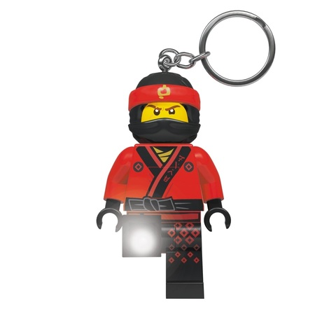 Lego Ninjago Movie  Kai Key Light Μπρελόκ