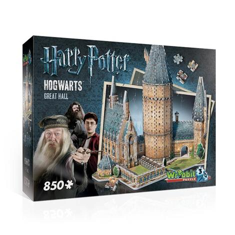 Puzzle 3D Hogwarts Great Hall - WR002014