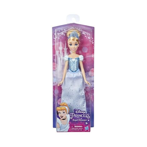 Disney Princess Royal Shimmer Cinderella- F0897