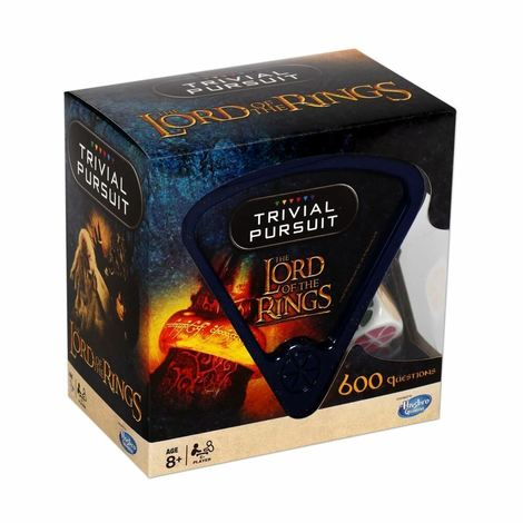 Trivial Pursuit - The Lord of the Rings Edition - WIMO-031462