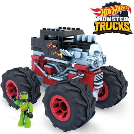 Mega Bloks Hot Wheels Construx Bone Shaker - GVM27