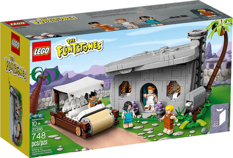Lego Ideas - The Flintstones 21316