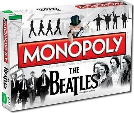 Monopoly -The Beatles - (WIMO-020046)