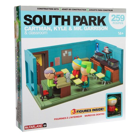 South Park Mr.Garrison classroom (MCF12899-4)