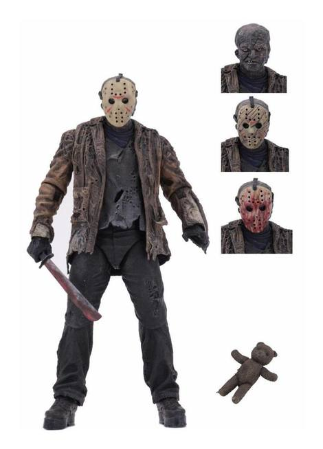 Φιγούρα Freddy vs. Jason Ultimate  Jason Voorhees 18 cm - NECA39725