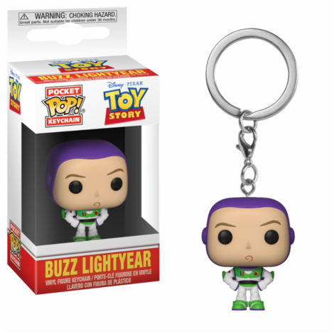 POP! μπρελόκ Buzz - Toy Story - Disney