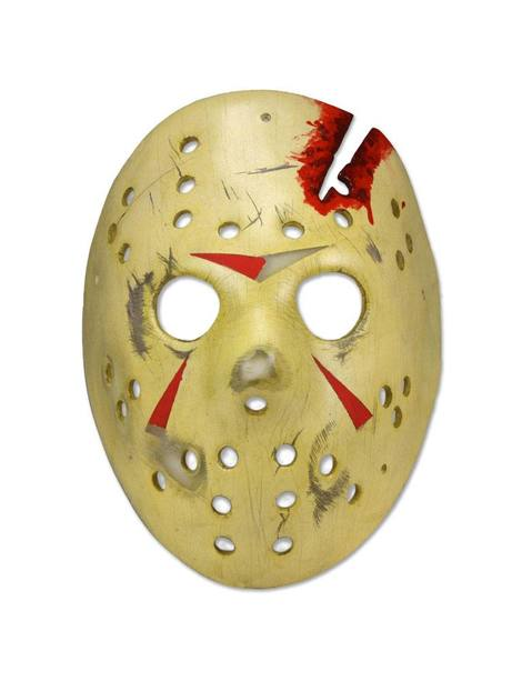 Friday the 13th Part 4: The Final Chapter Replica Jason Mask  - NECA39778