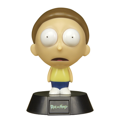 Rick & Morty 3D Icon Light Morty (PP4994RM)