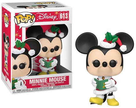 POP! Disney - Minnie Mouse (Holiday) #613# - UND43331