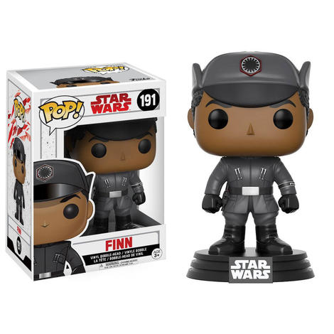 POP! Φιγούρα Vinyl Finn (Star Wars: The Last Jedi) #191