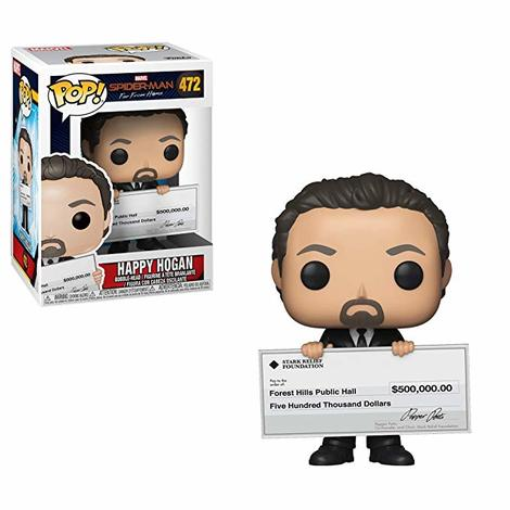 POP! Φιγούρα Vinyl Happy Hogan (Spider-Man Far From Home) Marvel #472#