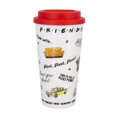 Κούπα Friends - Central Perk Travel Mug