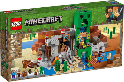 LEGO Minecraft The Creeper Mine (21155)