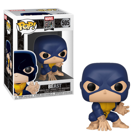 POP! Φιγούρα Marvel 80th – First Appearance – Beast #505#