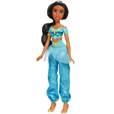 Disney Princess Royal Shimmer Jasmine- F0902