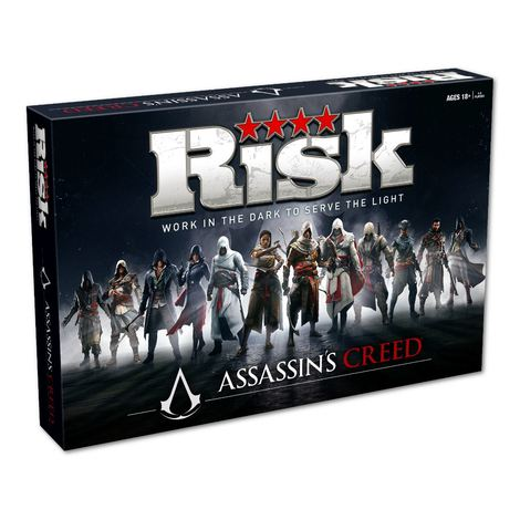 Risk Assassins Creed - WIMO-032704