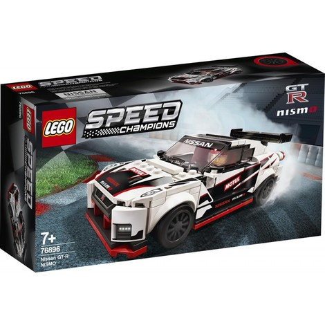 Speed Champions Nissan GT-R NISMO - 76896