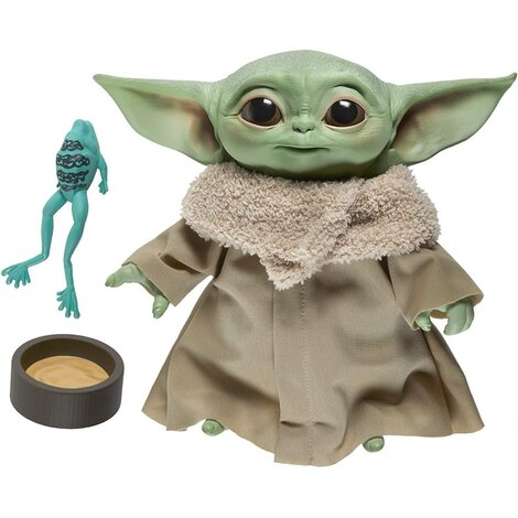 Φιγούρα Star Wars The Mandalorian - The Child (Baby Yoda) Electronic Action Figure (19cm) - F1115