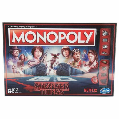 Monopoly Stranger Things - C4550