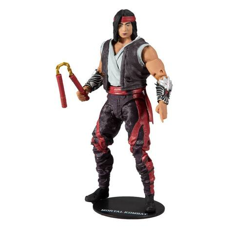Mortal Kombat Action Figure Liu Kang 18 cm - MCF11036-4