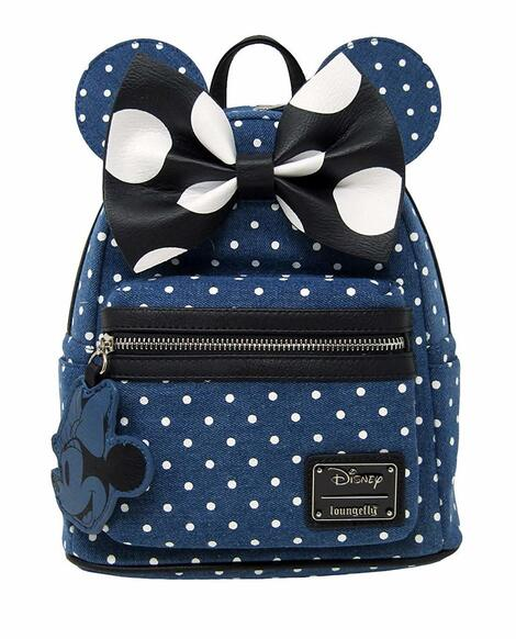 Loungefly - Disney Minnie Mouse Mini Backpack