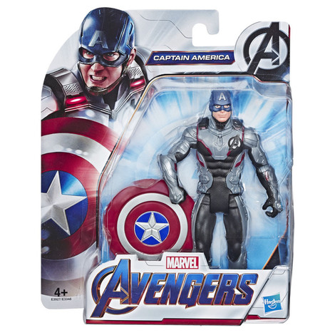 AVN 6IN Movie Figures Captain America - End Game