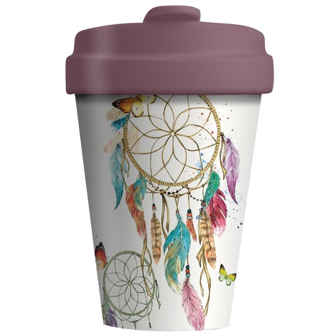 BAMBOO CUP DREAMCATCHER - (BCP238)