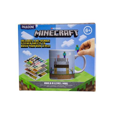 Minecraft Mug Build a Level - PP6730MCF
