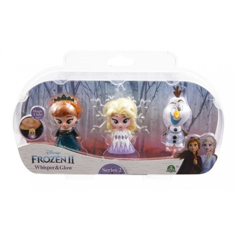 Disney Frozen II Whisper And Glow ΣΕΤ 3ΤΜΧ - FRNB7000