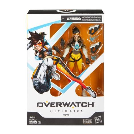 Overwatch Ultimates Core Action Figure Tracer 15 cm - E6486