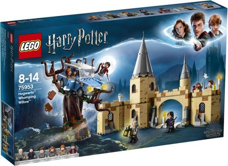 Harry Potter Hogwarts Whomping Willow - 75953