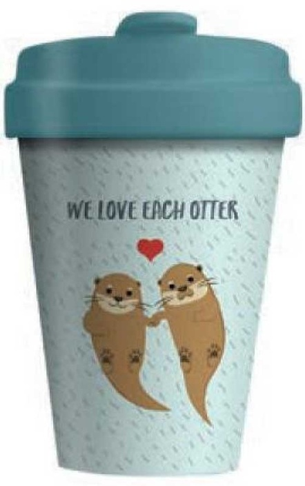 BAMBOO CUP OTTERS - (BCP275)