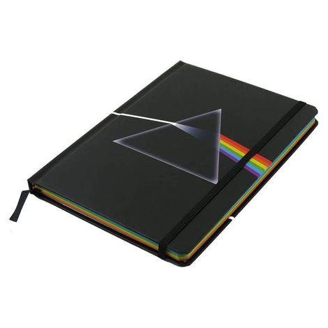 Pink Floyd The Dark Side Of The Moon A5 Notebook