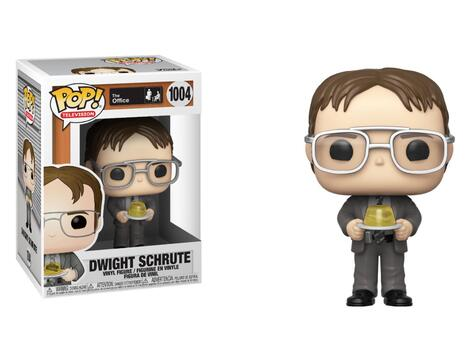 POP! The Office - Dwight w/ Gelatin Stapler #1004#