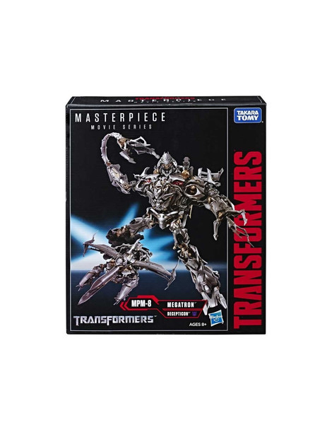 Transformers Movie Masterpiece Series Megatron MPM-8 – E3490