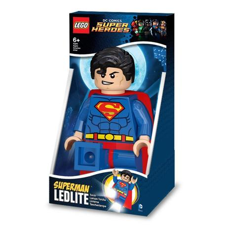 LEGO® Super Heroes Superman Torch - (298057)