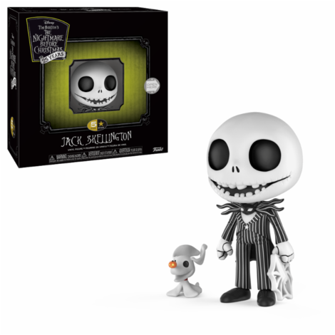 Φιγούρα 5 Star NBC – Jack Skellington – (UND32852)