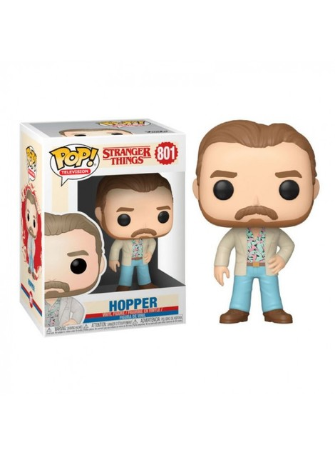 POP! Φιγούρα Hopper (Date Night) (Stranger Things)  #801#