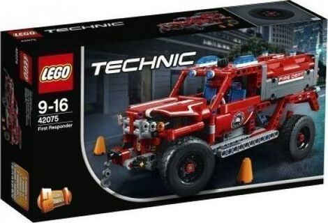 Technic First Responder - 42075