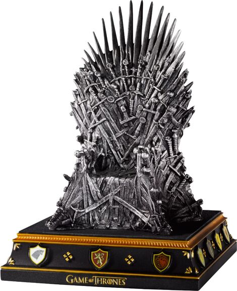 Game of Thrones - Iron Throne - Bookend - NN0071