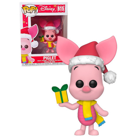 POP!Disney Piglet Holiday #615#