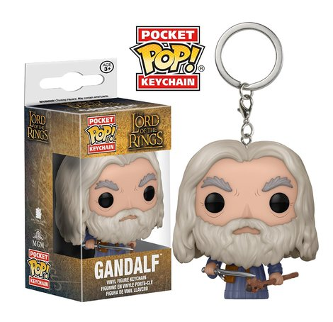POP Μπρελόκ Gandalf (Lord of the Rings)