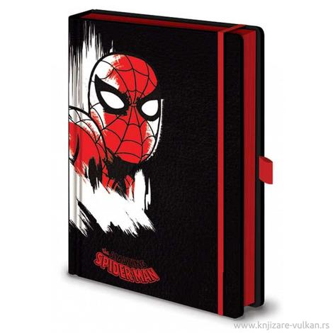Marvel Spiderman A5 Notebook