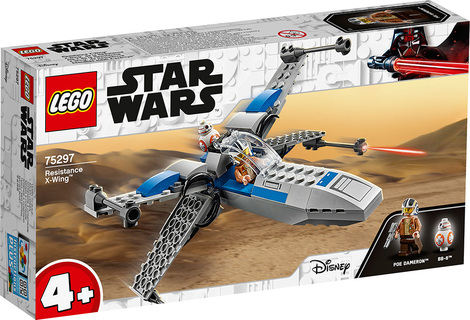 LEGO  Resistance X-Wing - 75297