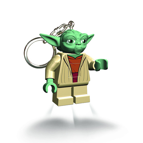 LEGO Star Wars Yoda key light Μπρελόκ