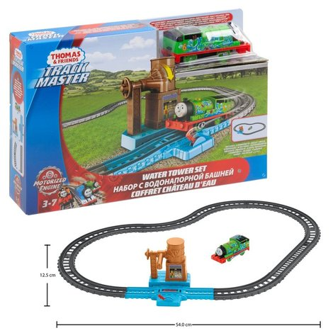 Thomas And Friends Trackmaster Σετ Πύργος Νερού(Με Τον Πέρσι) - FXX64