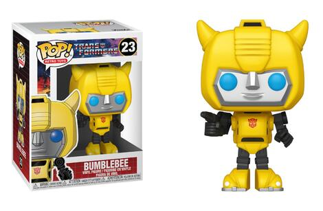 POP! Retro Toys: Transformers G1 - Bumblebee #23#