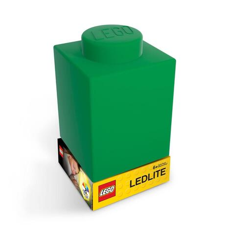 LEGO Nightlight Lego brick Green - JOY52556