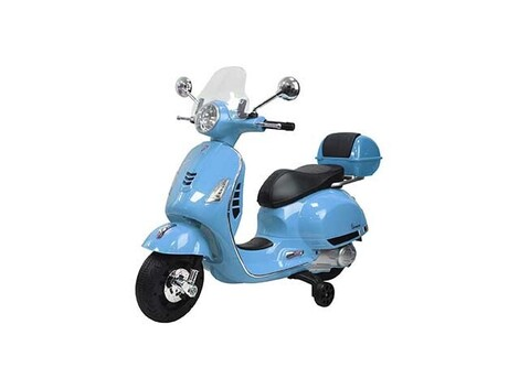 Vespa Electric Gts Super Sport  Light Blue 12V With Screen - 39987