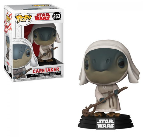 POP! Φιγούρα Vinyl Caretaker (Star Wars) #263